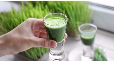 Kaj je super zelenje?