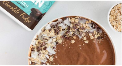 Čokoladno sladoledna bowla