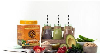 Poletni proteinski napitki