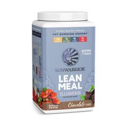 Sunwarrior Lean Meal mešanica za pripravo nadomestka obroka z okusom čokolade, 720 g (prehransko dopolnilo)