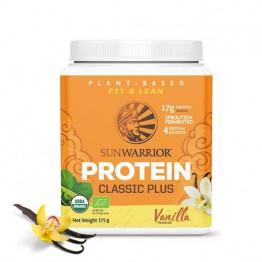 Sunwarrior Classic PLUS rastlinski proteini - Vanilija, 375 g