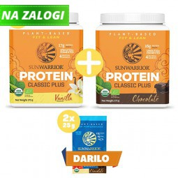 Mali proteinski paket Classic Plus