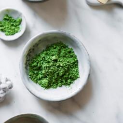 Matcha Aiya- 100% japonski zeleni čaj v prahu ceremonial grade (EKO)