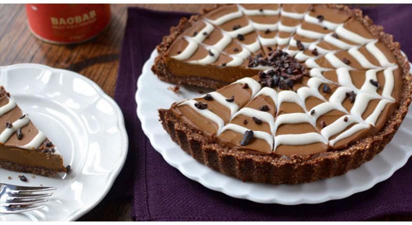 Čokoladno-bučna mousse torta