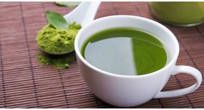 Razstrupljanje z matcha čajem