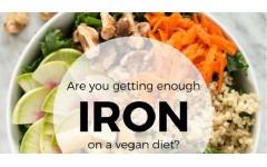 10 rastlinskih živil z največ železa