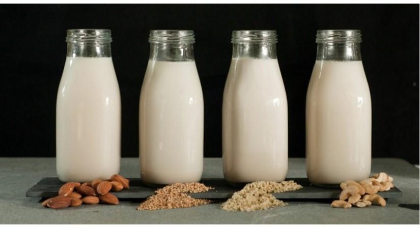 9 alternativ za kravje mleko