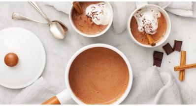 """Maca """"kavica"""" ali vroča čokolada za več energije"""