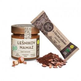 Lešnikova namaz + gianduja 20chocolate