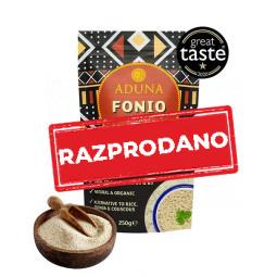 Fonio Aduna – brezglutensko žito, 250 g
