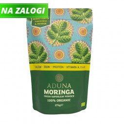 Moringa v prahu - ekološka, 275 g