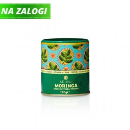 Moringa v prahu - ekološka, 100 g