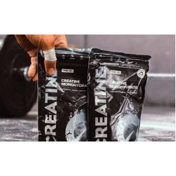 Kreatin monohidrat Vivo Life 2- pack (2x252 g)