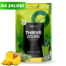 Multivitaminska mešanica Thrive ananas in baobab, 240g