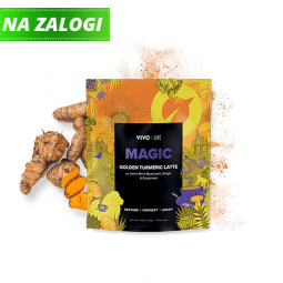 Magic mešanica kurkumin latte Vivo Life 120g
