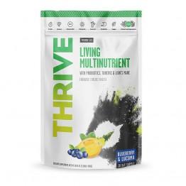 Multivitaminska mešanica Thrive borovnica in lucuma, 240 g