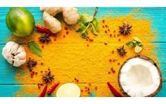 10 živil, ki krepijo zdravje sinusov