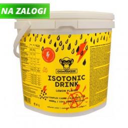 Energijski izotonični napitek z okusom limone, 4 kg