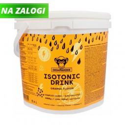 Energijski izotonični napitek z okusom pomaranče, 4 kg