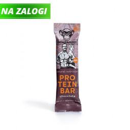 Proteinska ploščica z okusom čokolade,  Chimpanzee, 40 g