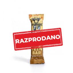 Proteinska ploščica z okusom kave in oreščkov,  Chimpanzee, 40 g