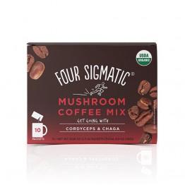 Mushroom coffee mix s Cordiceps in chago (10 vrečk)