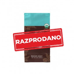 Ashwagandha & chaga adaptogen ground coffee mix, 340 g