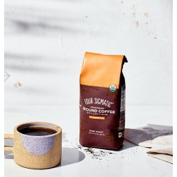 Lion's mane & chaga mushroom ground coffee mix, 340g