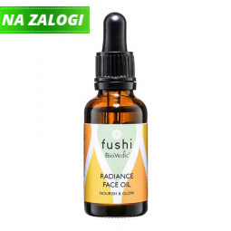 Oljni serum za obraz Radiance 30 ml