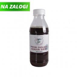 Presni ekološki agavin sirup, 500 ml