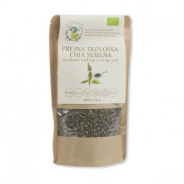 Presna ekološka chia semena