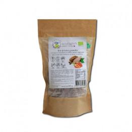 Ekološka granola z okusom čokolade in liofiliziranimi jagodami, 300 g