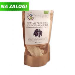Presno ekološko kakavovo maslo, 180 g