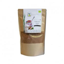 Bio kaša iz zemeljskih mandljev in kakava, 300 g