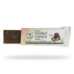 Ovsena protein ploščica iz zemeljskih mandljev in kakava, Flapjack, 40 g