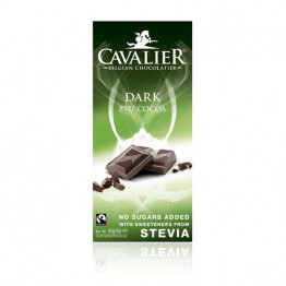 Cavalier Dark (temna 85 %) čokolada, 85 g