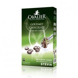 Cavalier Gourmet čokoladne kapljice, dark 85%, 300 g