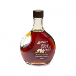 Javorjev sirup z ingverjem, 250 ml
