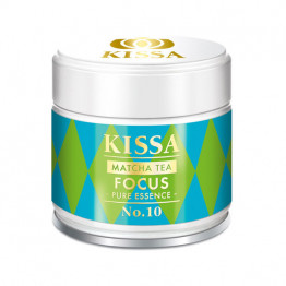 Matcha fokus - 100% japonski zeleni čaj v prahu (EKO)