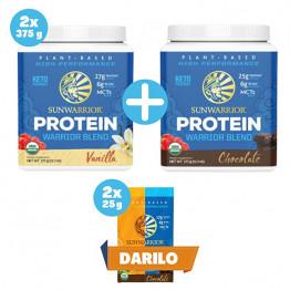 Mali proteinski paket Warrior Blend