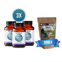 Otroški probiotiki - paket z darilom
