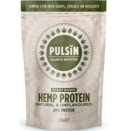 Presni konopljini proteini, 250 g