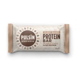 Presna proteinska tablica z okusom arašidov in čokolade