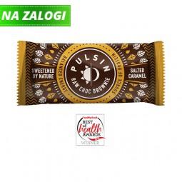 Presna čokoladna tablica slana karamela, 50 g