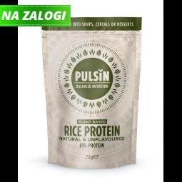Presni proteini iz kaljenega rjavega riža – nevtralen okus, 250 g