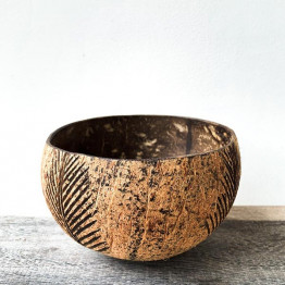 "skodelica iz kokosa ""Palm Vibes"""