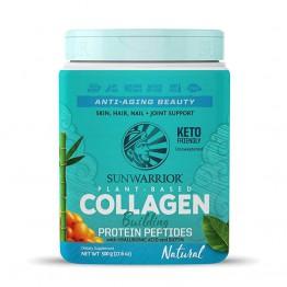 Sunwarrior rastlinski kolagen gradniki, naravni okus – prehransko dopolnilo, 500 g