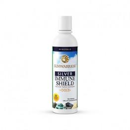 Sunwarrior (Silver) Immune Shield naravna fulvična kislina in minerali v tekočini - prehransko dopolnilo