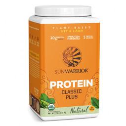 Sunwarrior Classic PLUS rastlinski proteini - Naravni, 750 g