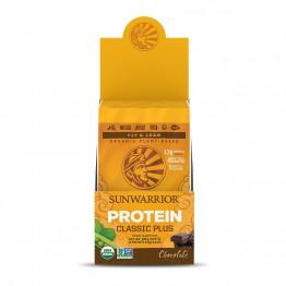 Sunwarrior proteini – malo pakiranje v vrečki, okus čokolada,  25 g